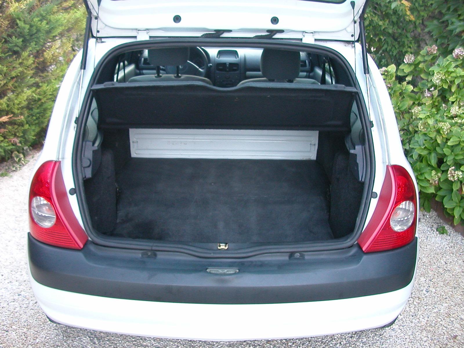 Tapis Coffre Renault Clio 2 Vinny Oleo Vegetal Info